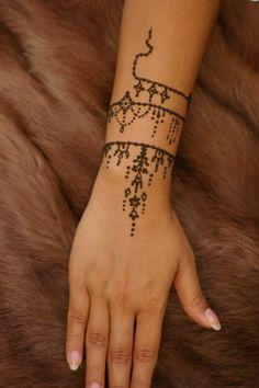 Armband Tattoo Women Handgelenk