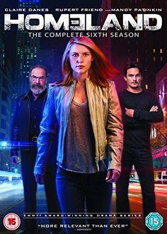 Homeland Season 6 [DVD] [2017] 20th Century Fox Home Ente... https://www.amazon.co.uk/dp/B06WVQVPBB/ref=cm_sw_r_pi_dp_U_x_d.BmAbX7AR3F7