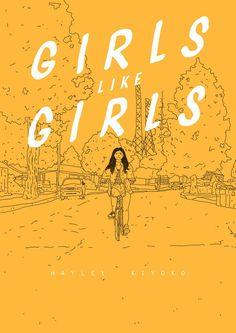 Imagem de girls like girls, hayley kiyoko, and yellow