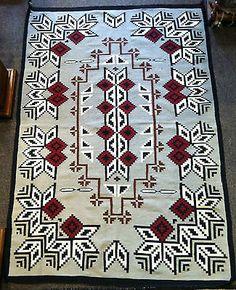 Native American Blanket, Native American Rugs, Native American Crafts, American Indian Art, Navajo Weaving, Navajo Rugs, Weaving Loom Diy, Hand Weaving, Wood Burning Stencils