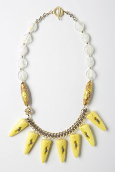 Point Assembly Necklace - Anthropologie.com