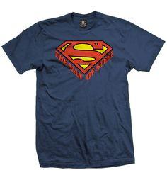 """Camiseta Superman ""  Niño  disponible en www.kingmonster.com.mx"