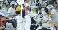 Cơ hội mở rộng tín dụng với lĩnh vực dệt may và da giày