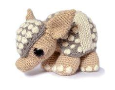 Armadillo Amigurumi Crochet Pattern PDF Instant Download - Tilda - Etsy- $3.86