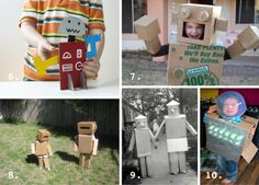 MAKEDO - find - create - play - share - inspire - Top 10 CardboardRobots