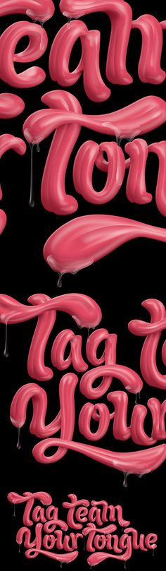 100 Artworks from the Top Digital Artists in Asia - Tuts+ Design & Illustration Tutorial Creative Typography, Typography Letters, Typography Logo, Graphic Design Typography, Lettering Design, Japanese Typography, Logos, Type Design, Logo Design