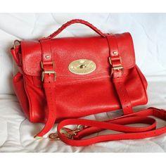 Tip: Mulberry Handbag (Red)