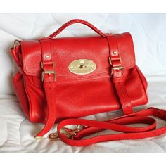 Tip: Mulberry Handbag (Red)