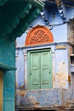 Doors - Jodhpur, India   Flickr - Photo Sharing!