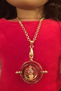 AMERICAN GIRL Size Lot Harry Potter Insp Trunk Potions Time Turner Snitch