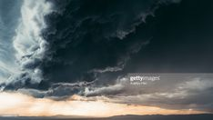 Stock-Foto : Storm clouds