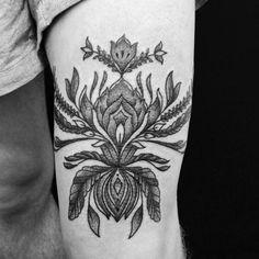 pretty nice 4ca70 53cbe  lucidlines - Caitlin Thomas Skin Art, Tattoo Illustration, Piercings,  World Heritage Sites