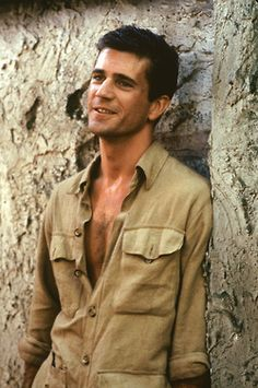 Mel Gibson turns 61 today - he was born in 1956 - here he is in in The Year of Living Dangerously. Hot Actors, Actors & Actresses, Britney Spears, Mel Gibson Young, Years Of Living Dangerously, William Wallace, Downey Jr, Hollywood Men, Braveheart