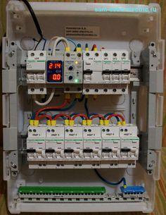 Пример электрощитА