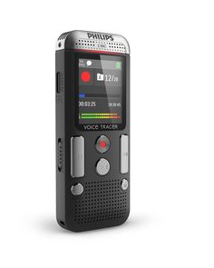 Voice tracer DVT2500 digital dictator device - Recognized with the iF DESIGN AWARD 2015, Discipline Product