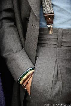 MEN BRACELETS  - SAN TORPE at WWW.FINAEST.COM