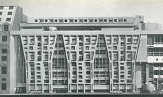 Bank Headquarters in Buenos Aires by Clorindo Testa | About the AR | Architectural Review