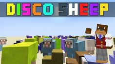 Minecraft 1.7.4 - Jeb_'s Disco Sheep
