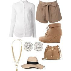 Outfit #23 by disneyboundqueen on Polyvore featuring polyvore, fashion, style, Splendid, Vince Camuto and Abercrombie & Fitch