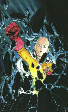 saitama, anime, and one punch man image Saitama One Punch Man, Anime One Punch Man, One Punch Man Funny, Saitama Sensei, Saitama Anime, Manga Anime, Man Illustration, Man Wallpaper, Wallpaper Keren