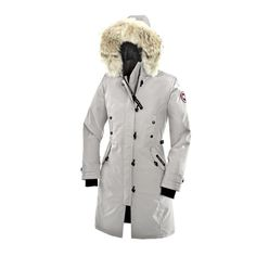 Canada Goose hats replica authentic - Canada Goose Rideau Parka White | anada Goose Rideau Parka White ...