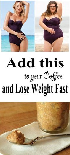 Add this, in your coffee, and lose weight fast