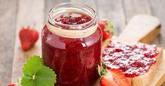 Így lesz sűrű az eperdzsem természetes alapanyagokkal – Egyszerű, gyors változat - Receptek | Sóbors Low Carb Keto, Low Carb Recipes, Cooking Recipes, Strawberry Jam Recipe, Vodka Recipes, Fruit Jam, Mixed Fruit, Delicious Fruit, Healthy Fruits