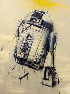 Star War. (R2D2)