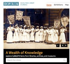 Digital Public Library of America. Explore over 5 million items from libraries, archives and museums online for free.