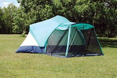 8 man tent with screened in porch great for Yuba River. & Amazon.com: Peaktop Waterproof 5000mm 4+1 Room 8 Person Big Tunnel ...