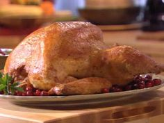 Do-Nothing Turkey #Thanksgiving #ThanksgivingFeast #TurkeyRecipe