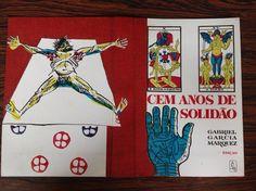 Gabriel Garcia Marquez. Book restoration.
