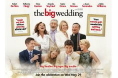 We are also into the top five of our worst movies of 2013 and The Big Wedding is in at five