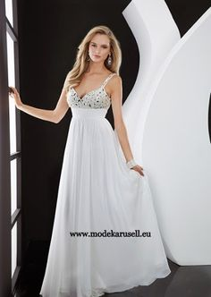 Maxikleid Empire Abendkleid
