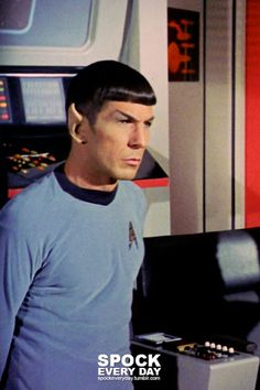 Star Trek Original Series, Leonard Nimoy, Spock, Characters, The Originals, Starship Enterprise, Figurines