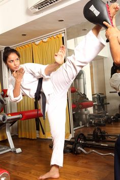 Girl Museum Blogspace: Should Martial Arts Training be Mandatory for Girls?