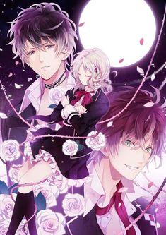 Diabolik Lovers Ruki Ayato