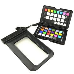 Foto&Tech WaterProof Protector Dry Bag for X-Rite ColorChecker Passport Photo / Video (MSCCPP/MSCCPPVC) with detachable clip Lanyard