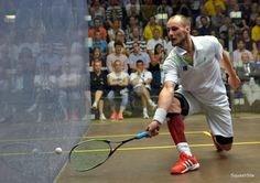 LE CHAMPION D'EUROPE GREGORY GAULTIER REMPORTE L'OPEN DE #SQUASH DU MEXIQUE. @squashsite