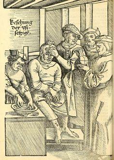 Artist: Hans Wechtlin, Title: Feldbuch der Wundartzney, Page: 198, Date: 1528