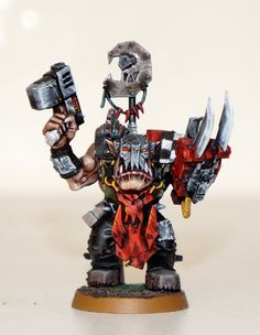 The Internet's largest gallery of painted miniatures, with a large repository of how-to articles on miniature painting Warhammer Figures, Warhammer Paint, Warhammer Models, Warhammer 40k Miniatures, Warhammer Fantasy, Warhammer 40k Tyranids, Warhammer Armies, Orks 40k, Warhammer 40000