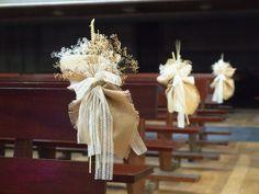 Decoracion Iglesia Para Primera Comunion ~ del Santuario de Urkiola para la boda de J y G Blog de Arnaga
