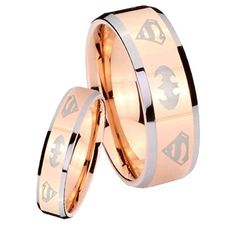 He She Tungsten Batman & Superman Rose Gold IP Silver Edges Ring Set Size 4, 8 Tungstenmen http://www.amazon.com/dp/B00BGRMRFM/ref=cm_sw_r_pi_dp_rsCdvb17XWHEF