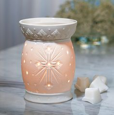 #PartyLite ScentGlow Warmer - Light of the World