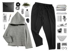 """""""Get high"""" by nauditaolivia ❤ liked on Polyvore featuring Oeuf, Casetify, Barefoot Dreams, Crate and Barrel, esum, Hermès, Mark/Giusti, Christian Dior, Berry and Pamela Love"""