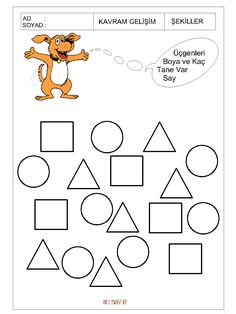 Geometric Shapes For Kindergarten Worksheets Perimeter Worksheets, Tracing Worksheets, Kindergarten Worksheets, Reading Comprehension Worksheets, Algebra 1, Geometric Shapes, Education, Work Sheet, Cami