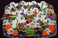 #Halloween #cookies by the CookieArtisan