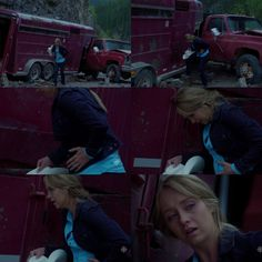 Amy: Woo, walk it off. You okay, boy? What's goin' on? It's okay, I'm right here. What's goin' on? It's okay. It's okay. We're gonna be okay. Heartland Episodes, Heartland Quotes, Heartland Tv Show, Heartland Seasons, Ty Borden, Lego Coloring, Ty And Amy, Online Photo Editing, Amber Marshall