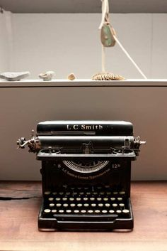 What might have been written on this beauty? Love letters, novels, speeches....