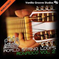 World String Loops Ronroco Vol.2 WAV AiFF MAGNETRiXX Magesy.Club